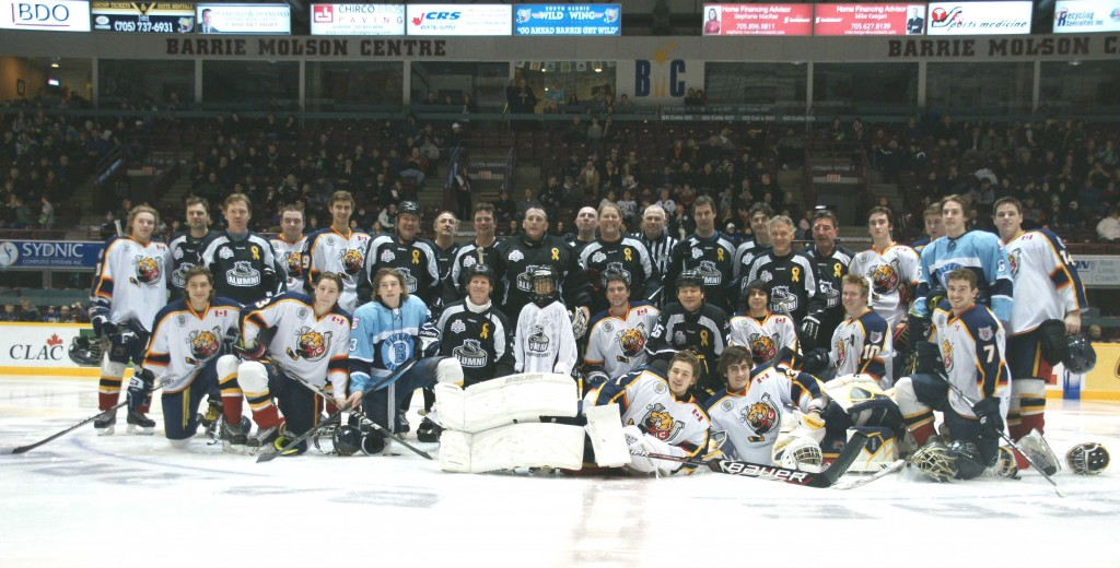 NHL-Alumni-Game