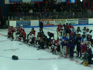 hockey skills competition