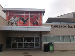 Carleton University Ice House Hockey Arena