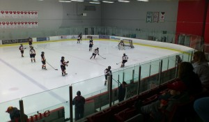 Hockey-Warmup