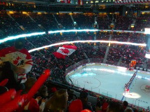 2013 Womens World Hockey Championships - Canada v Finland