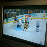Bruins-Leafs-Score