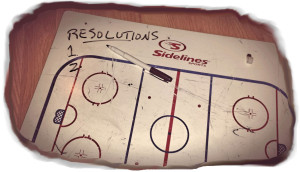 Hockey Resolutions