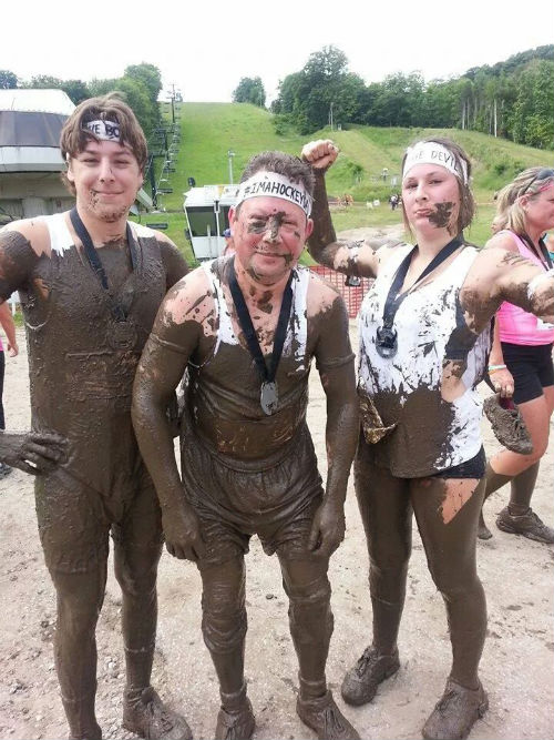 Post Warrior Dash