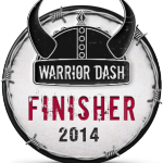 2014 Warrior Dash Survivor
