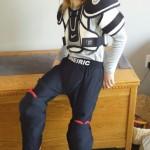 Modeling-Oneiric-Hockey-Pants